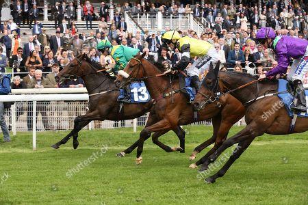 Editorial image of Horse Racing, Midsummer Raceday, York Racecourse - 14 Jun 2019