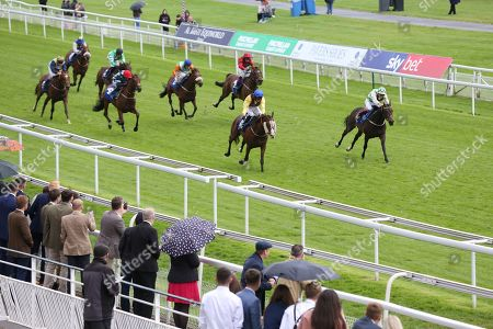 Editorial photo of Horse Racing, Midsummer Raceday, York Racecourse - 14 Jun 2019