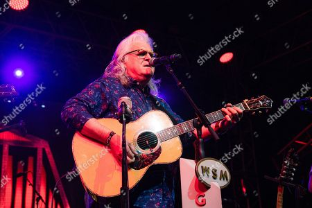 Ricky Skaggs performs during the Grand Ole Opry show at the Bonnaroo Music and Arts Festival, in Manchester, Tenn