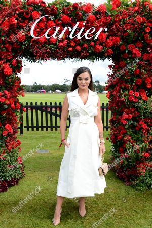 Editorial photo of Cartier Queen's Cup at Guard's Polo Club, Windsor Great Park, UK - 16 Jun 2019