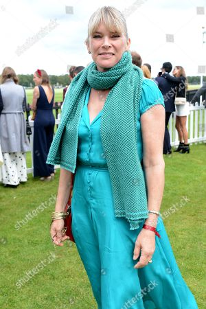 Editorial image of Cartier Queen's Cup at Guard's Polo Club, Windsor Great Park, UK - 16 Jun 2019