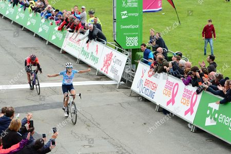 Women's Tour stage five Lizzie Armitstead  Britain's Lizzie Armitstead claimed her first victory since returning from maternity leave in Friday's fifth OVO Energy Women's Tour stage in Builth Wells, Powys, to move into the race lead with just one stage remaining.