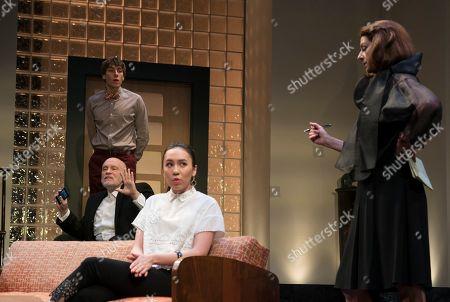 Alexander Arnold as Roberto, John Malkovich as Barny Fein, Ioanna Kimbook as Yung Kim Li, Doon Mackichan as Sondra,