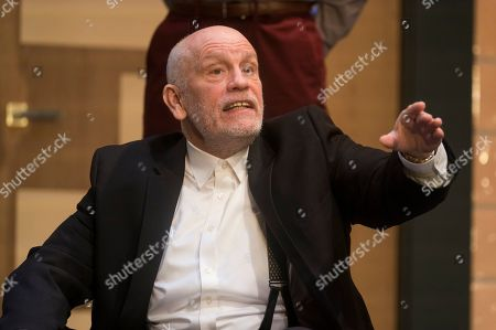 John Malkovich as Barny Fein