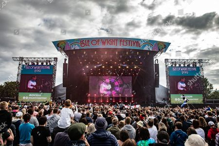 Editorial picture of Isle Of Wight Festival, Day 2, UK - 14 Jun 2019