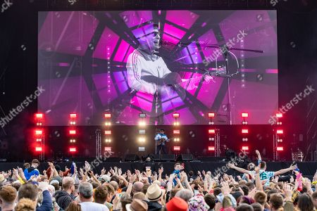 Editorial image of Isle Of Wight Festival, Day 2, UK - 14 Jun 2019