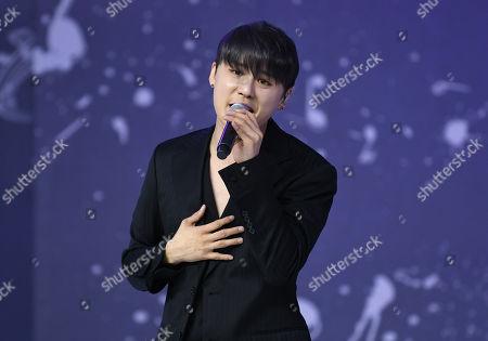 Kim Junsu (Xia) of JYJ