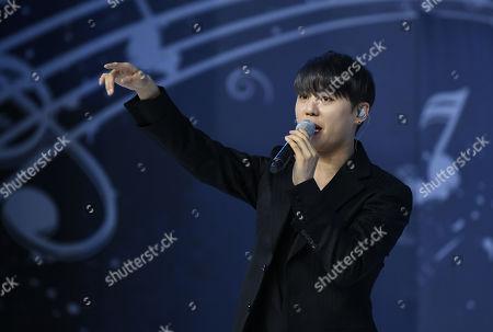 Stock Picture of Kim Junsu (Xia) of JYJ