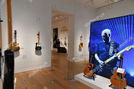 Christie's 'The David Gilmour Collection' auction