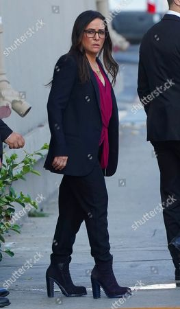 Editorial picture of Pamela Adlon out and about, Los Angeles, USA - 13 Jun 2019