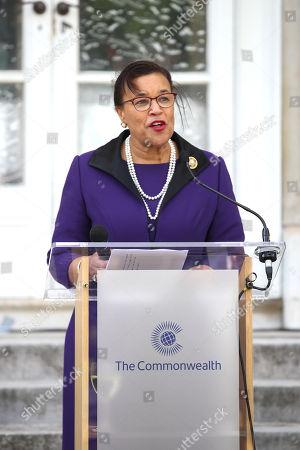 The Rt. Hon Baroness Patricia Scotland QC