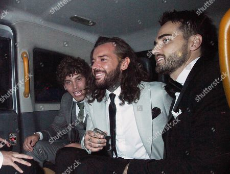 Editorial photo of Celebrities leaving the 'Butterfly Ball', London, UK - 13 Jun 2019