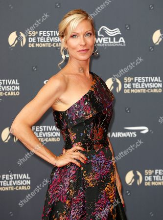 Editorial photo of 59th Monte Carlo Television Festival, Monaco - 14 Jun 2019