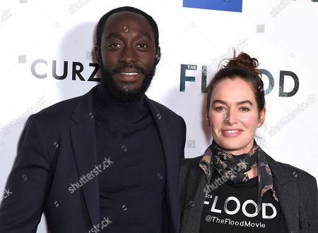 Editorial picture of 'The Flood' film special screening, arrivals, London, UK - 14 Jun 2019
