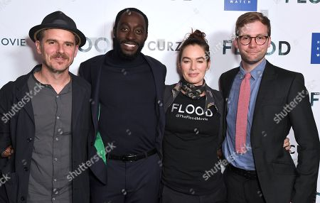 Stock Picture of Luke Healy, Ivanno Jeremiah, Lena Headey and Anthony Woodley