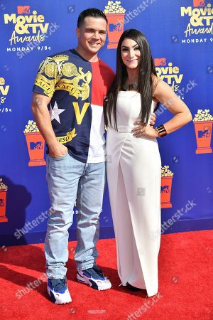 Chris Buckner and Deena Nicole Cortese