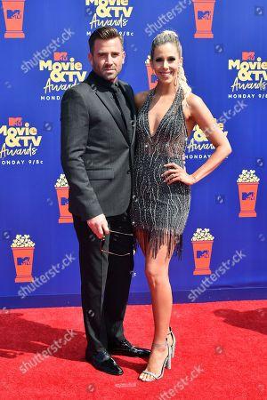 Jason Wahler and Ashley Wahler