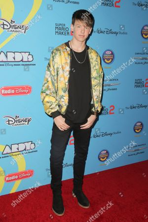 Stock Image of Carson Lueders