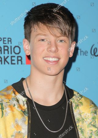 Stock Photo of Carson Lueders