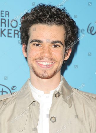 Stock Image of Cameron Boyce