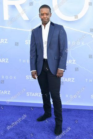 Editorial picture of 'The Rook' TV Show Premiere, Arrivals, The Getty Center, Los Angeles, USA - 17 Jun 2019