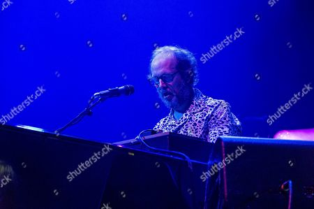 Stock Image of Page McConnell of Phish performs at the Bonnaroo Music and Arts Festival, in Manchester, Tenn
