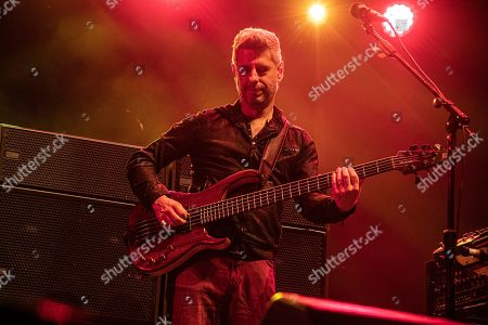Mike Gordon of Phish performs at the Bonnaroo Music and Arts Festival, in Manchester, Tenn