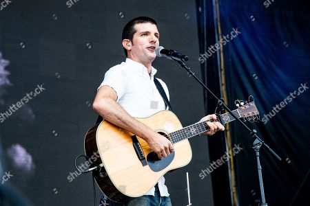 Seth Avett of The Avett Brothers performs at the Bonnaroo Music and Arts Festival, in Manchester, Tenn