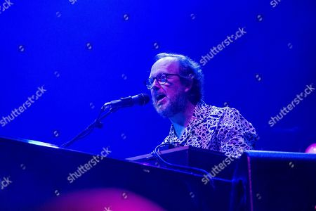 Page McConnell of Phish performs at the Bonnaroo Music and Arts Festival, in Manchester, Tenn
