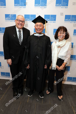Editorial photo of 72nd Annual Commencement Ceremony at the UCLA School of Theater Film and Television, Los Angeles, USA - 14 Jun 2019