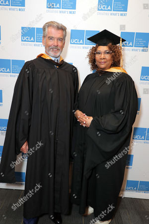 Editorial image of 72nd Annual Commencement Ceremony at the UCLA School of Theater Film and Television, Los Angeles, USA - 14 Jun 2019