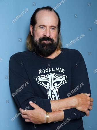 Peter Stormare, star, director and producer of the series