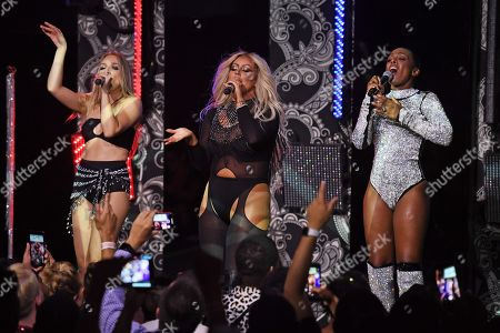 Editorial image of Danity Kane in concert, The Venue, Fort Lauderdale, Florida, USA - 14 Jun 2019