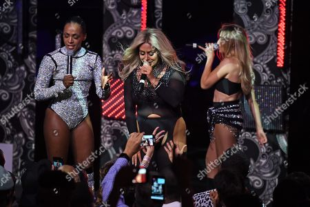Editorial picture of Danity Kane in concert, The Venue, Fort Lauderdale, Florida, USA - 14 Jun 2019