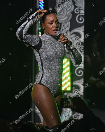 Stock Picture of Dawn Richard