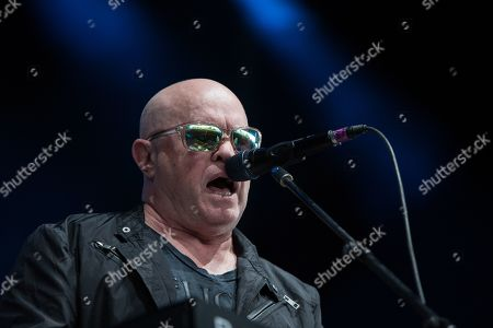 Stock Photo of Mike Score - A Flock of Seagulls