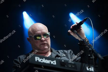 Stock Picture of Mike Score - A Flock of Seagulls