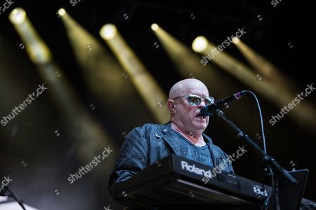 Stock Image of Mike Score - A Flock of Seagulls