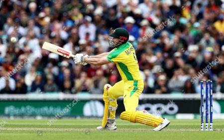 Shaun Marsh of Australia in batting action.