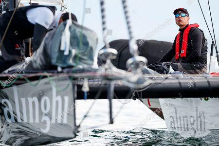 Editorial photo of 81st Bol d'Or sailing race on Lake Geneva, Switzerland - 15 Jun 2019