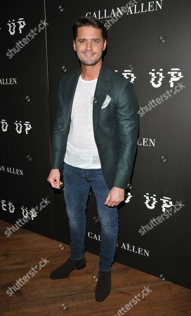 Editorial photo of 'Clued Up' film premiere, The Soho Hotel, London, UK - 14 Jun 2019