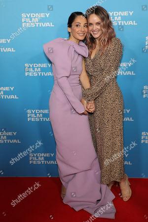 Editorial image of 'Slam' premiere, 66th Sydney Film Festival, Sydney, Australia - 15 Jun 2019