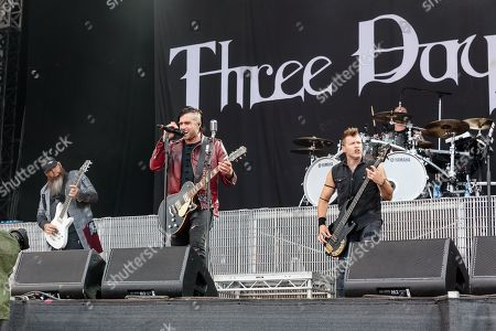 Editorial picture of Download Festival, Donington Park, Castle Donington, UK - 15 Jun 2019