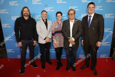 Editorial photo of 'Danger Close: The Battle of Long Tan' premiere, 66th Sydney Film Festival, Australia - 15 Jun 2019