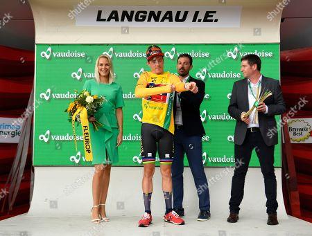 Editorial image of 83rd Tour de Suisse cycling race, Langnau, Switzerland - 15 Jun 2019