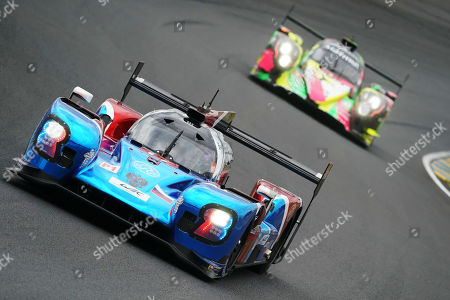 Editorial image of Le Mans 24-hour race, France - 15 Jun 2019