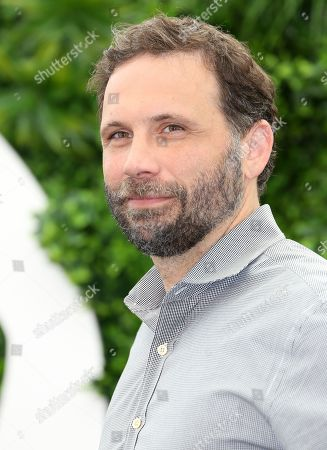 Jeremy Sisto attends photocall for the TV show 'FBI'