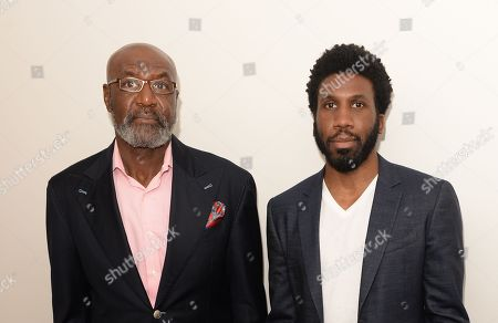 Delroy Lindo and Nyambi Nyambi