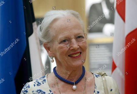 Editorial photo of Queen Margrethe II of Denmark visit on occasion of 800th anniversary of Danish flag, Laulasmaa, Estonia - 15 Jun 2019