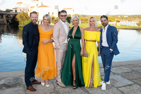 Editorial picture of Costa Smerelda Invitational Gala Dinner in  Sardinia, Italy - 15 Jun 2019.